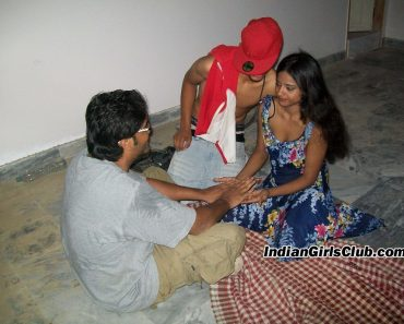 college boys enjoying a single indian girls