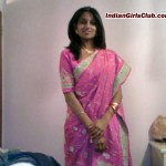 Desi Babe From Saree To Jeans To Nude
