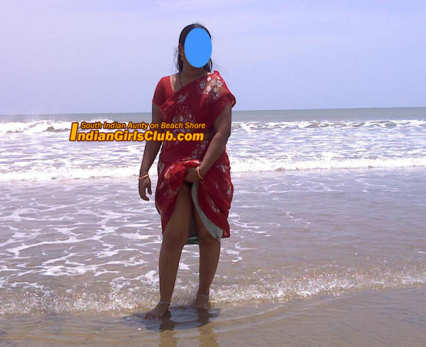 south indian aunty pussy beach