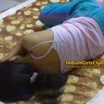 indian girls sleeping 1