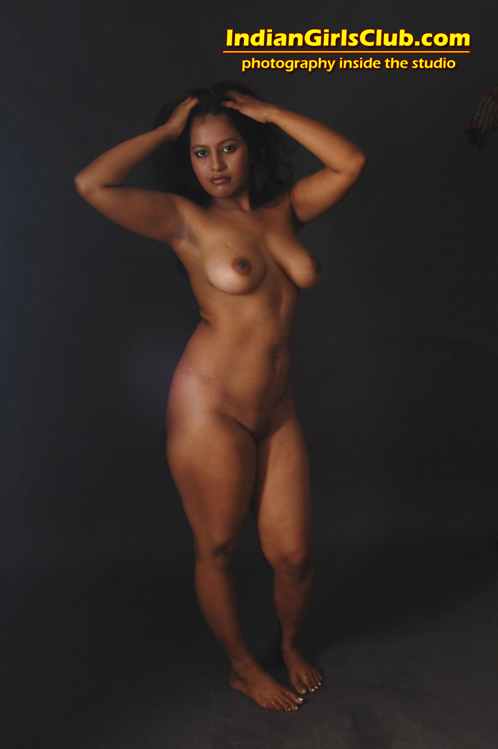 Art indian nude