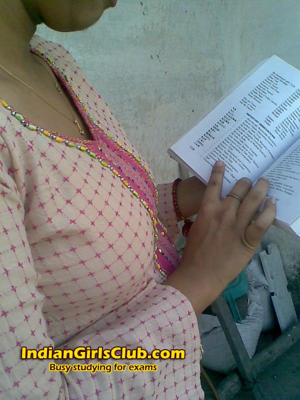 girls busy exams 2