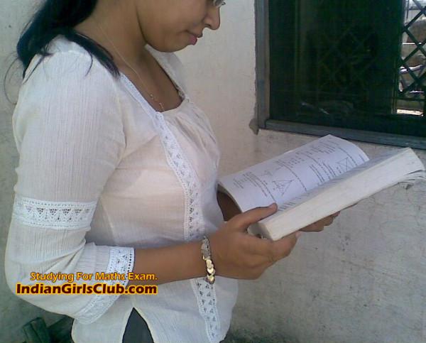 girls maths exams