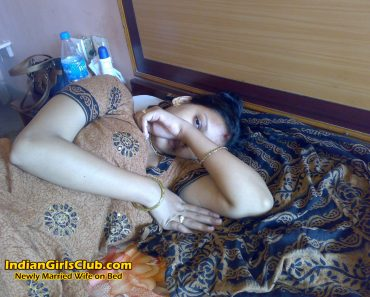 newly wed indian wife