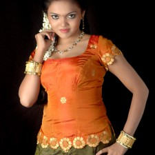 nikhisha patel pavadai sattai