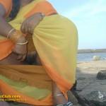 indian aunty public nudity