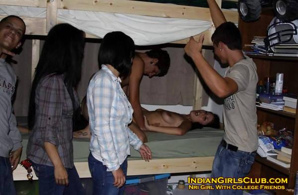 nri indian girls group sex 1
