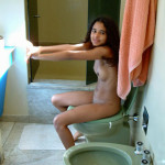sexy indian girls toilet 8