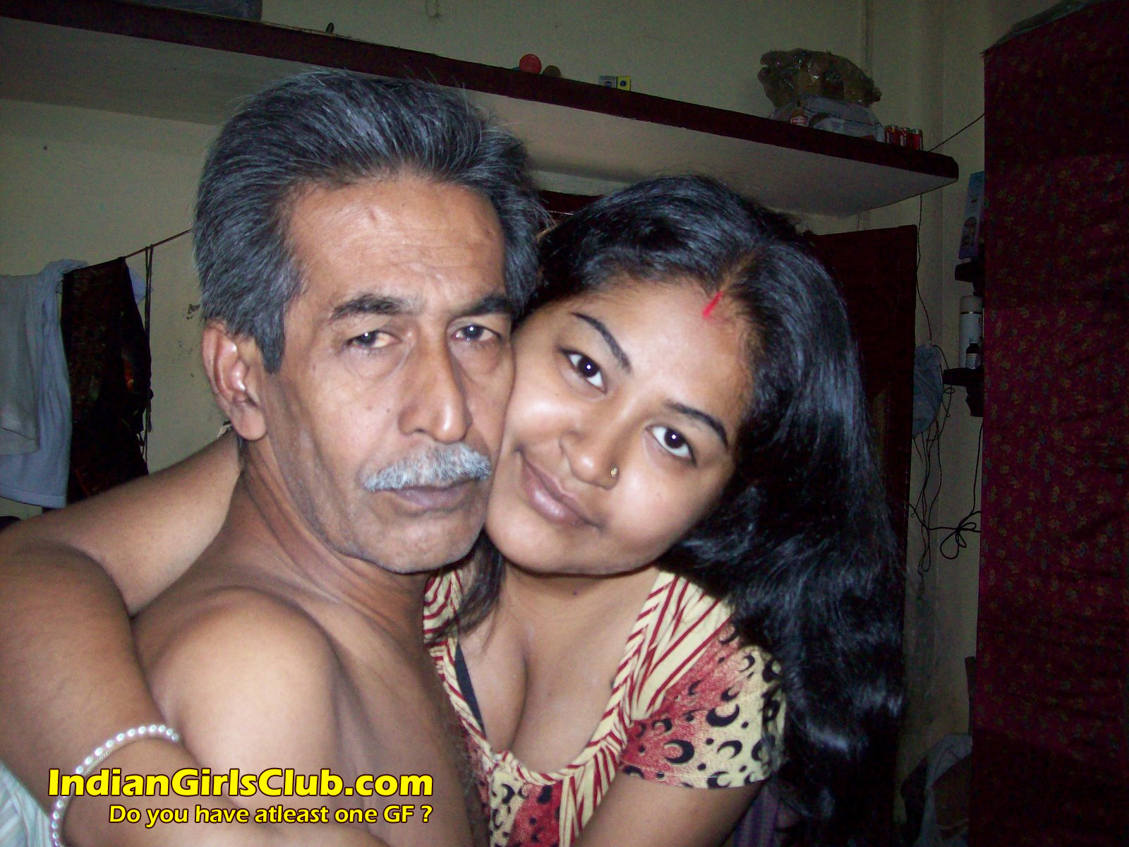 Desi mummy naked photo