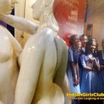 indian school girls sex statue