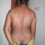 4 indian aunty panty crack
