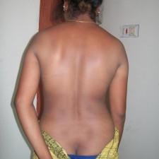 4 indian aunty panty crack