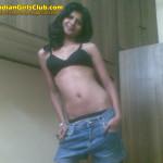3 slim indian girls semi naked
