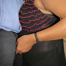 penis touch tamil aunty 2