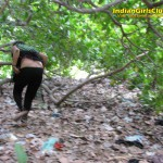 Pics of Tamil Aunty Peeing in the Forest – Part 3