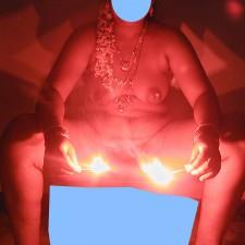 5 diwali nude aunty