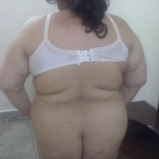 fat indian aunty nude 19
