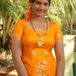 pavadai chattai girl hot 4