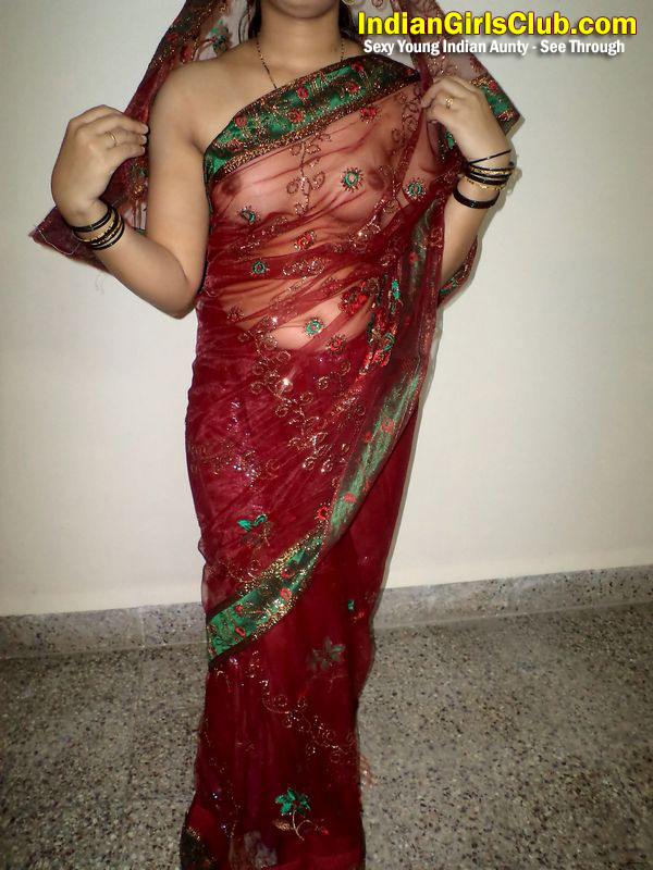 aunty Nude saree indian