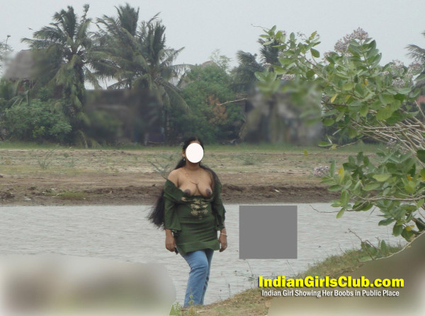 5 indian girls public nudity