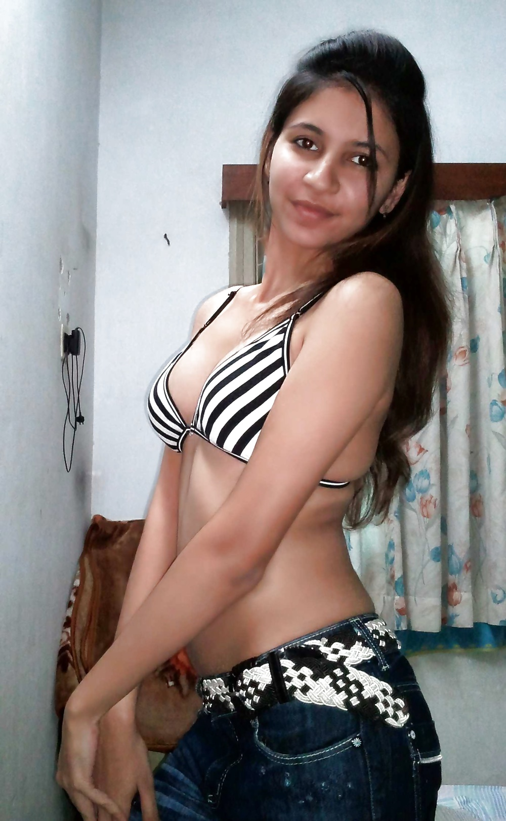 Cute bangalore girl nude show - 3 part 2