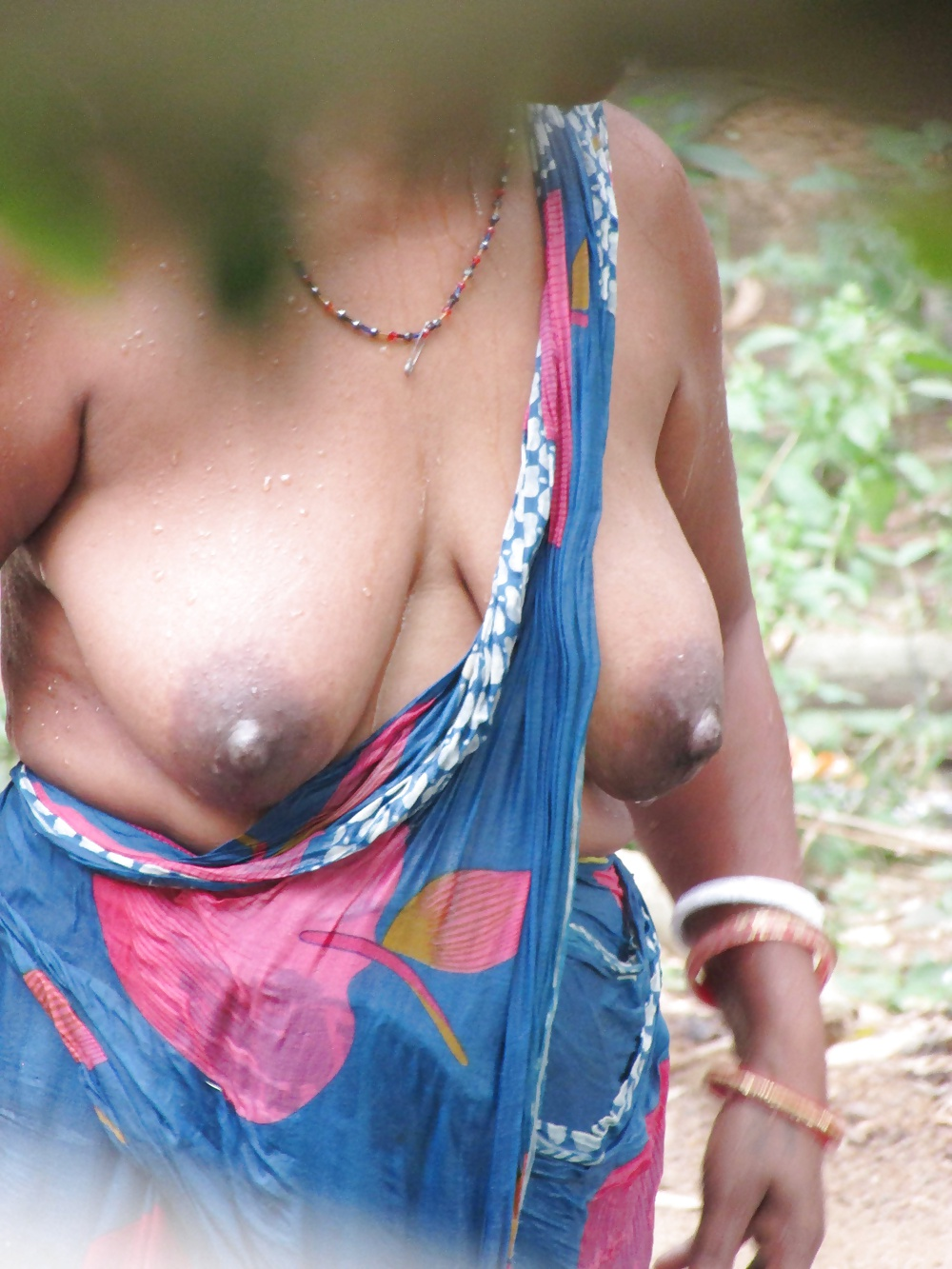 Indian Juicy Tits Wet & Plumpy