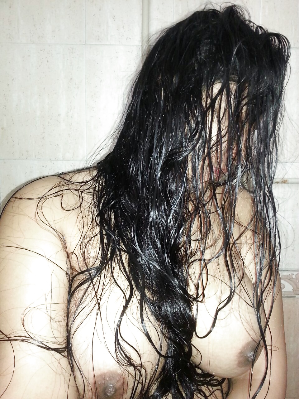 Indian Girl Meenal Hot Shower