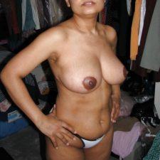 Mature Hot Indian Wife Stripping Naked 5