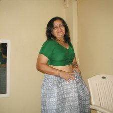 Mature Indian Aunty Nude Stripping Naked 2