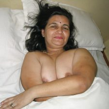 Mature Indian Aunty Nude Stripping Naked 7