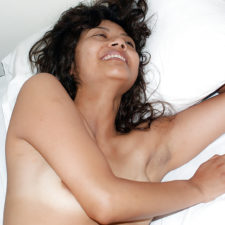 Indian Porn Sexy MILF Caught Naked