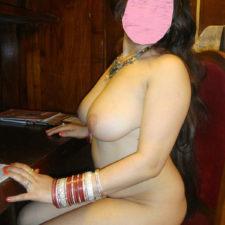 Punjabi Bhabhi Big Tits Honeymoon Porn Pics