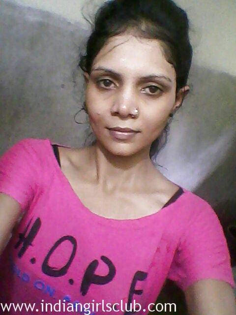 Beautiful Black Hair Self Shot Girlfriend - Skinny Indian Wife Self Shot Nude Pictures - Indian Girls Club