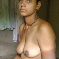 Natural Tits Married Indian Housewife Outdoor Nude