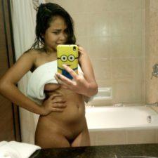 Solo Nude Indian Girl Ashanti Self Shot Pics