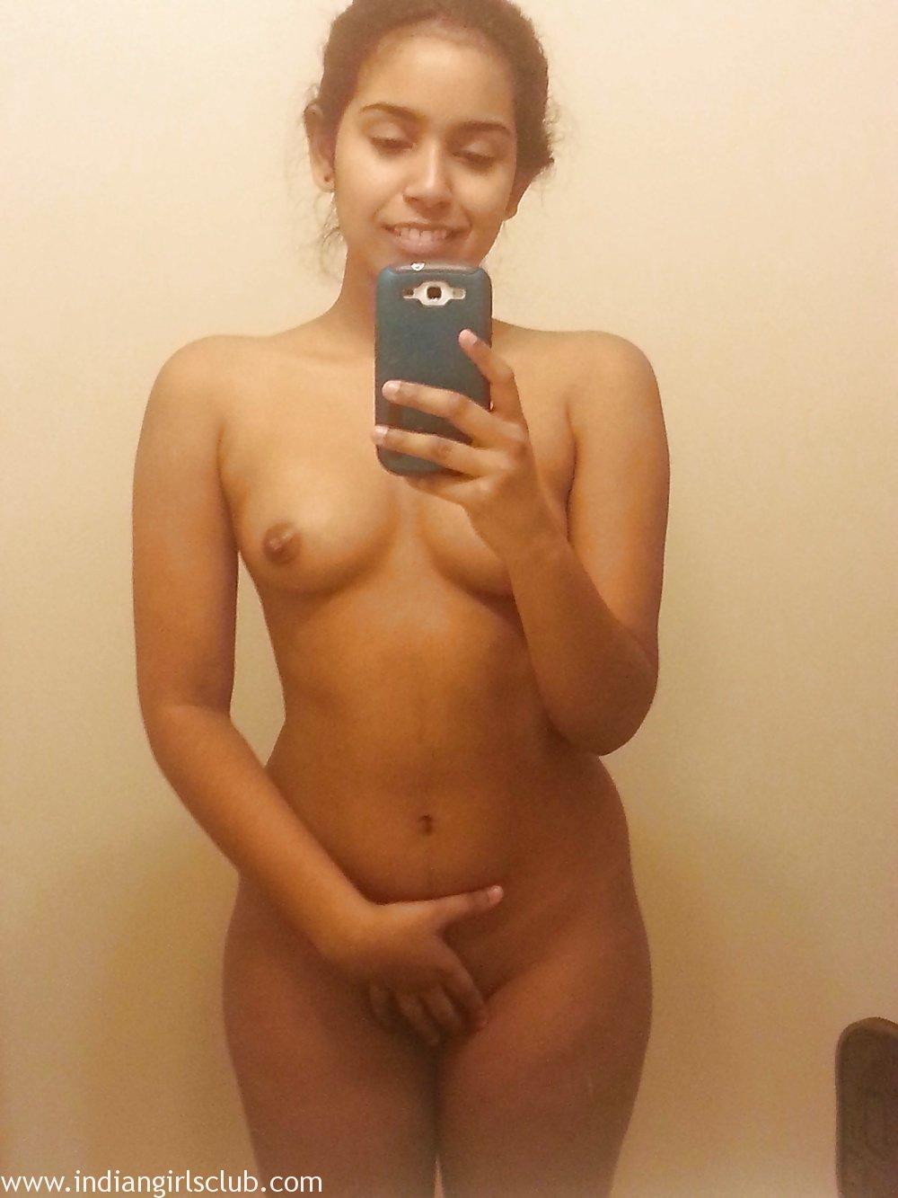 Photography taken nude self