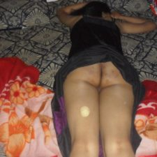 Horny Indian Bhabhi Black Nighty Fucked Getting Orgasm 2