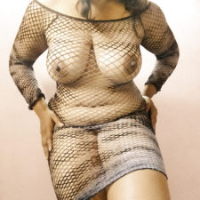Fishnet Indian Bhabhi Big Tits Exposed Online