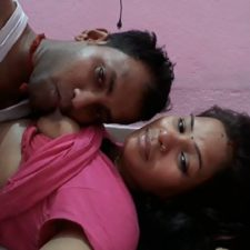 Indian Couple Porn Sexy Wife Boobs Sucked