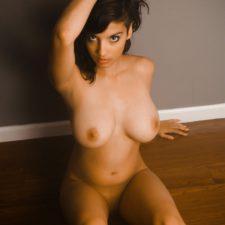 Indian Babe Shanaya Sex Red Erotic Top Showing Boobs