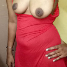 Indian Aunty Red Lingerie Bedroom Sex