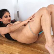 Hairy Indian Pussy Punjabi Bhabhi Striptease