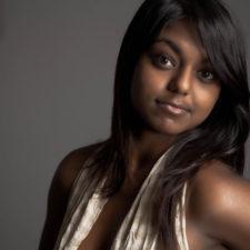 Dark Skin Nude Indian Girl Gauri Tandon Nude