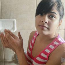 Perfect Indian Solo Beautiful Babe Natasha Hot Body