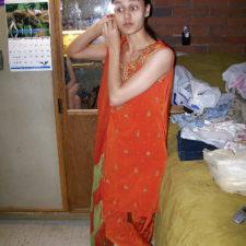 Punjabi Indian Wife Honeymoon Sex Photos
