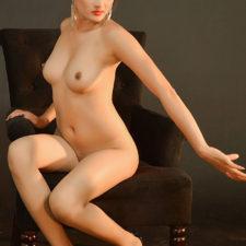 Nude Indian Babe Ziva Hedonistic Lusty Sex
