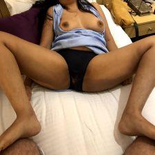 Hairy Pussy Indian Bhabhi Sensual Hot Fucking