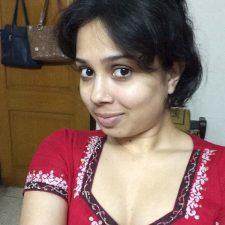 Beautiful Indian Bhabhi Stripped Naked Hot Fucking Booty