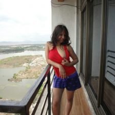 Sexy Indian Babe With Her Husband In Hotel On Honeymoon