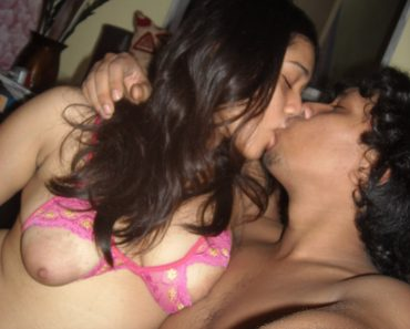 Indian Sex Real Lovers Passionate Kissing Prior Fucking